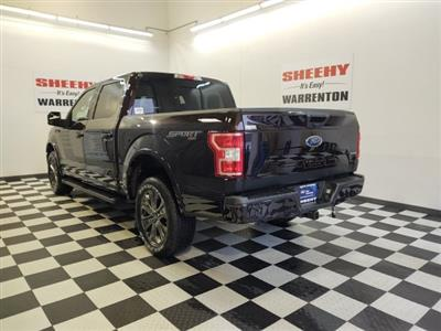 2018 Ford F-150 SuperCrew Cab 4x4, Pickup #YP3799 - photo 6