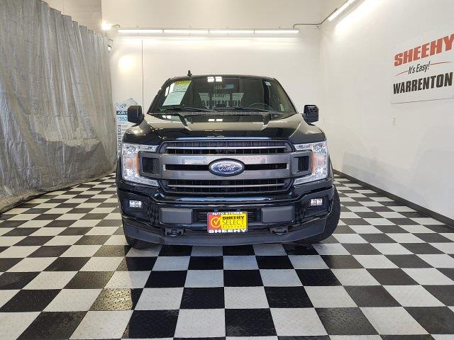 2018 Ford F-150 SuperCrew Cab 4x4, Pickup #YP3811 - photo 2