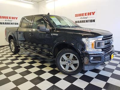 2018 Ford F-150 SuperCrew Cab 4x4, Pickup #YP3811 - photo 3