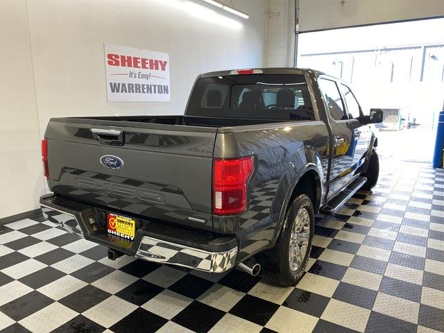 2018 Ford F-150 SuperCrew Cab 4x4, Pickup #YP3820 - photo 2