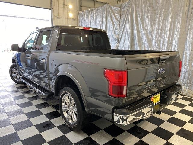 2018 Ford F-150 SuperCrew Cab 4x4, Pickup #YP3820 - photo 4