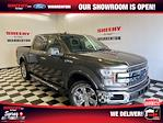 2018 Ford F-150 SuperCrew Cab 4x4, Pickup #YP3820 - photo 1
