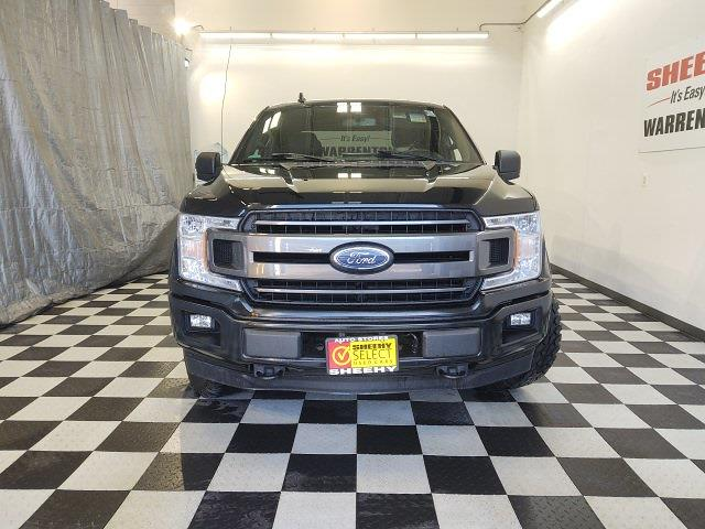 2018 Ford F-150 SuperCrew Cab 4x4, Pickup #YP3832 - photo 3