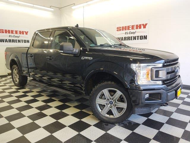 2018 Ford F-150 SuperCrew Cab 4x4, Pickup #YP3832 - photo 4