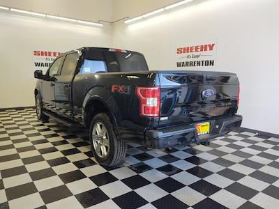 2018 Ford F-150 SuperCrew Cab 4x4, Pickup #YP3832 - photo 2