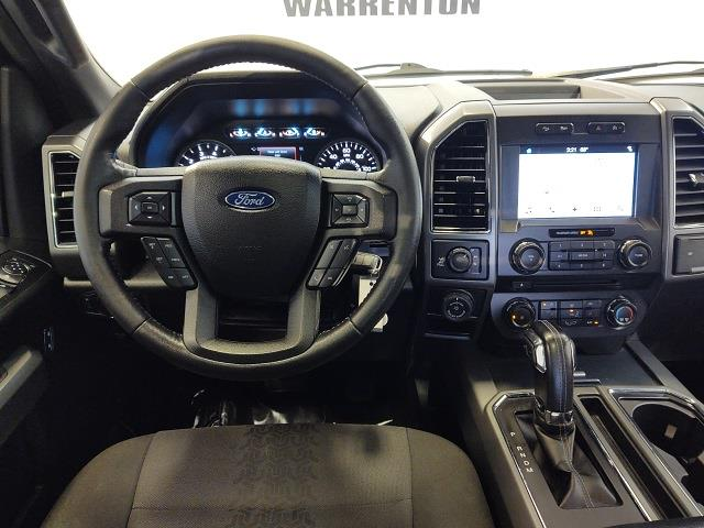 2018 Ford F-150 SuperCrew Cab 4x4, Pickup #YP3839 - photo 11