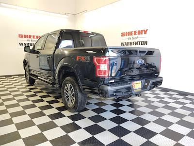 2018 Ford F-150 SuperCrew Cab 4x4, Pickup #YP3839 - photo 2