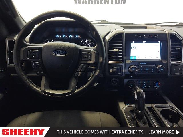 2018 Ford F-150 SuperCrew Cab 4x4, Pickup #YP3846 - photo 9