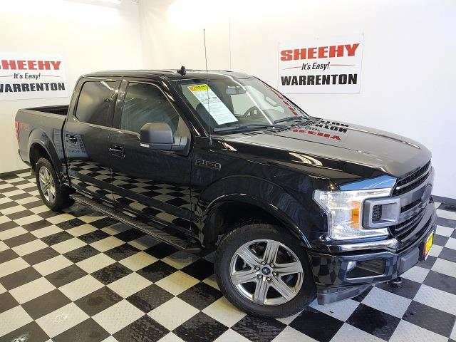 2018 Ford F-150 SuperCrew Cab 4x4, Pickup #YP3858 - photo 4