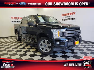 2018 Ford F-150 SuperCrew Cab 4x4, Pickup #YP3858 - photo 1