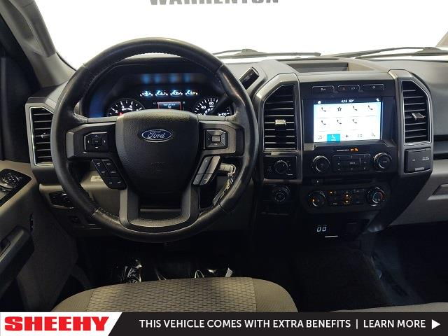2018 Ford F-150 SuperCrew Cab 4x4, Pickup #YP3876 - photo 11