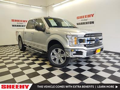 2018 Ford F-150 SuperCrew Cab 4x4, Pickup #YP3876 - photo 1