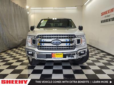 2018 Ford F-150 SuperCrew Cab 4x4, Pickup #YP3876 - photo 3
