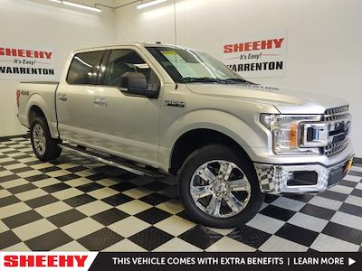 2018 Ford F-150 SuperCrew Cab 4x4, Pickup #YP3876 - photo 4