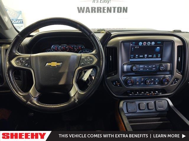 2018 Chevrolet Silverado 2500 Crew Cab 4x4, Pickup #YP4077A - photo 11