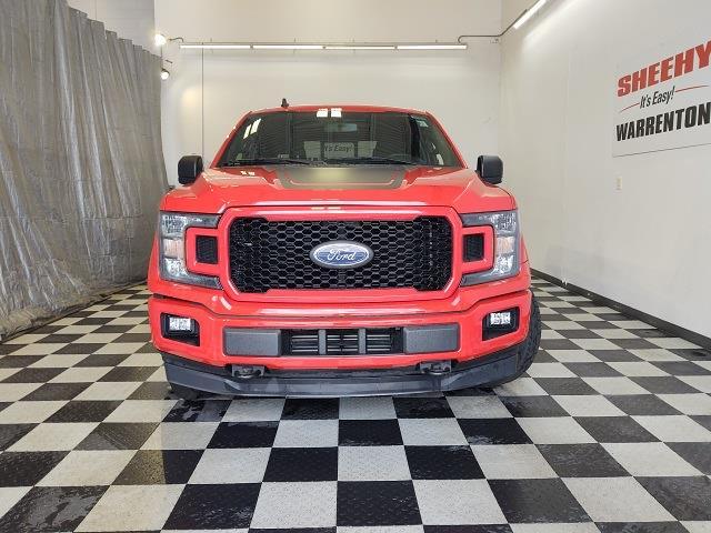 2019 Ford F-150 SuperCrew Cab 4x4, Pickup #YP4086 - photo 17