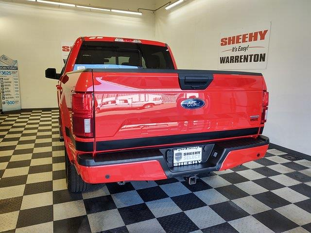 2019 Ford F-150 SuperCrew Cab 4x4, Pickup #YP4086 - photo 7