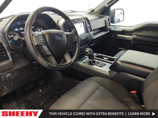 2018 Ford F-150 SuperCrew Cab 4x4, Pickup #YP4093 - photo 14