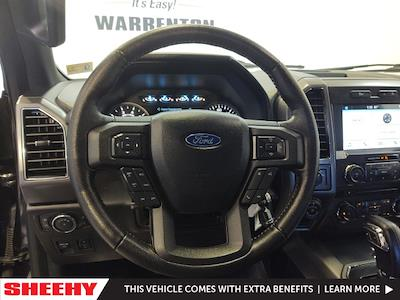 2018 Ford F-150 SuperCrew Cab 4x4, Pickup #YP4093 - photo 15
