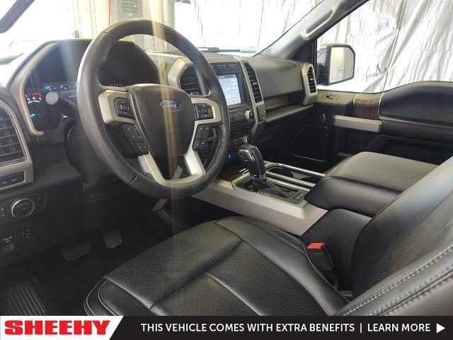 2018 Ford F-150 SuperCrew Cab 4x4, Pickup #YP4097 - photo 11
