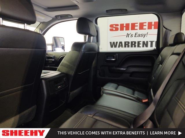 2016 Sierra 3500 Crew Cab 4x4,  Pickup #YP5021A - photo 10