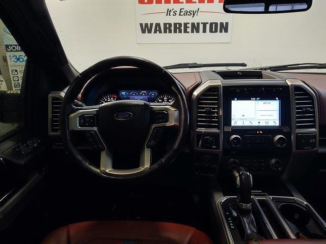 2018 F-150 SuperCrew Cab 4x4,  Pickup #YP5054 - photo 12