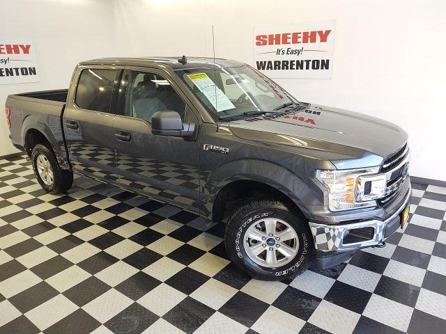 2020 Ford F-150 SuperCrew Cab 4x4, Pickup #YR0194V - photo 5