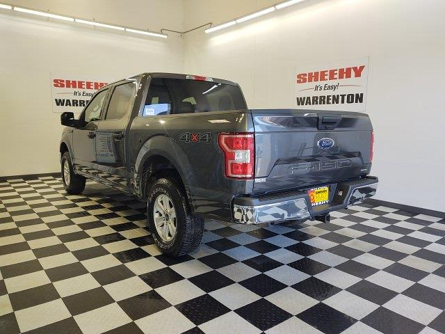 2020 Ford F-150 SuperCrew Cab 4x4, Pickup #YR0194V - photo 8