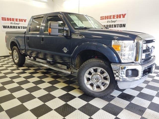 2013 Ford F-250 Crew Cab 4x4, Pickup #YXCL615A - photo 4
