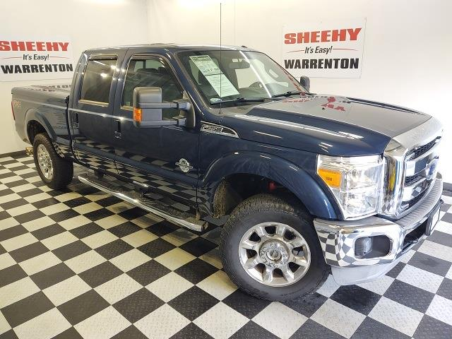 2013 Ford F-250 Crew Cab 4x4, Pickup #YXCL615A - photo 5