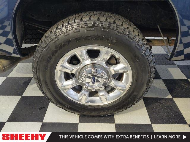 2013 Ford F-250 Crew Cab 4x4, Pickup #YXCL615A - photo 6
