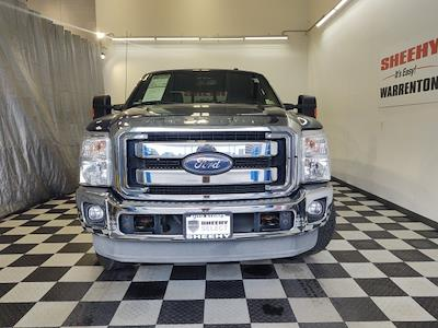 2013 Ford F-250 Crew Cab 4x4, Pickup #YXCL615A - photo 3
