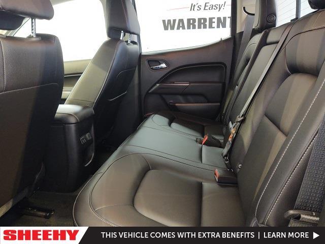 2018 Chevrolet Colorado Crew Cab 4x4, Pickup #YXIP678Z - photo 10