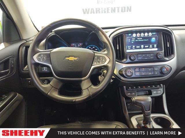 2018 Chevrolet Colorado Crew Cab 4x4, Pickup #YXIP678Z - photo 11
