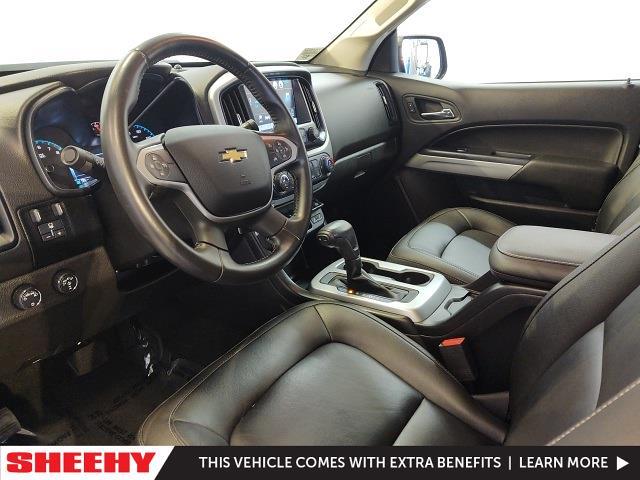 2018 Chevrolet Colorado Crew Cab 4x4, Pickup #YXIP678Z - photo 14