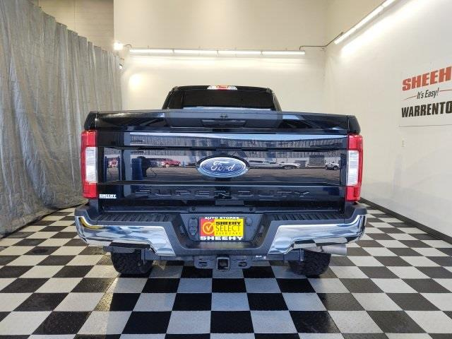 2017 Ford F-250 Crew Cab 4x4, Pickup #YXJP2191 - photo 13