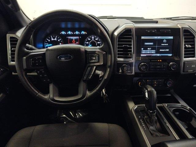 2015 Ford F-150 SuperCrew Cab 4x4, Pickup #YXJP2215 - photo 11