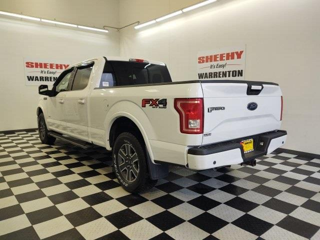 2015 Ford F-150 SuperCrew Cab 4x4, Pickup #YXJP2215 - photo 2