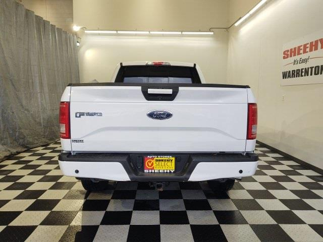 2015 Ford F-150 SuperCrew Cab 4x4, Pickup #YXJP2215 - photo 7