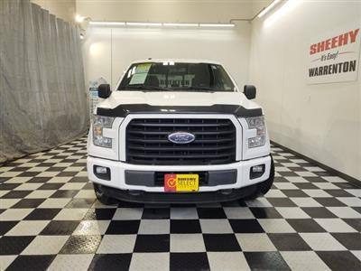 2015 Ford F-150 SuperCrew Cab 4x4, Pickup #YXJP2215 - photo 3