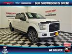 2015 Ford F-150 SuperCrew Cab 4x4, Pickup #YXJP2215 - photo 1