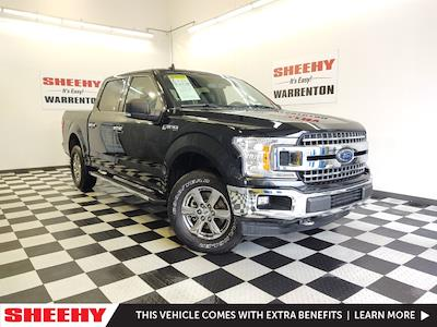 2020 Ford F-150 SuperCrew Cab 4x4, Pickup #YXJP2313 - photo 1