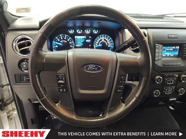 2014 Ford F-150 SuperCrew Cab 4x4, Pickup #YJP2320A - photo 14