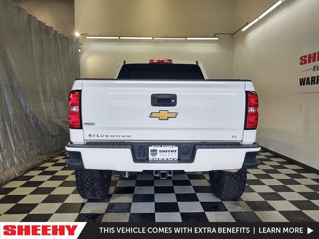 2018 Chevrolet Silverado 1500 Crew Cab 4x4, Pickup #YXRZ810A - photo 10