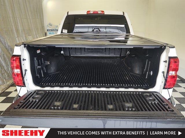 2018 Chevrolet Silverado 1500 Crew Cab 4x4, Pickup #YXRZ810A - photo 11