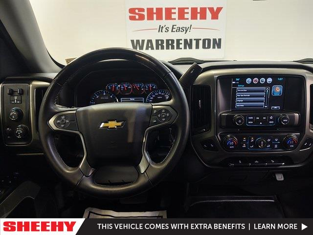 2018 Chevrolet Silverado 1500 Crew Cab 4x4, Pickup #YXRZ810A - photo 13
