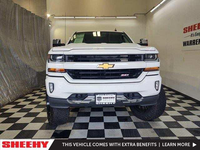 2018 Chevrolet Silverado 1500 Crew Cab 4x4, Pickup #YXRZ810A - photo 4
