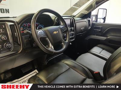 2018 Chevrolet Silverado 1500 Crew Cab 4x4, Pickup #YXRZ810A - photo 16