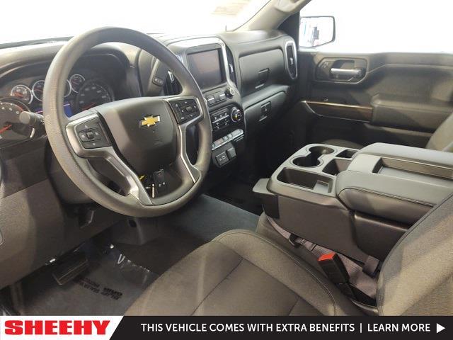 2020 Chevrolet Silverado 1500 Crew Cab 4x4, Pickup #YXWR1579 - photo 12