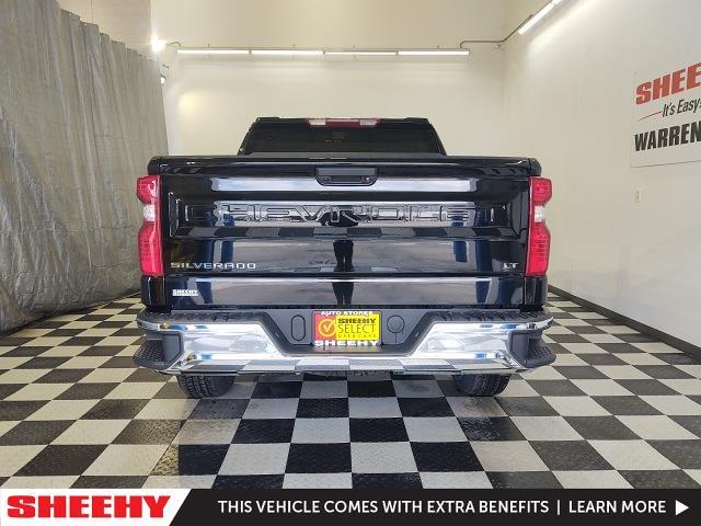 2020 Chevrolet Silverado 1500 Crew Cab 4x4, Pickup #YXWR1579 - photo 7